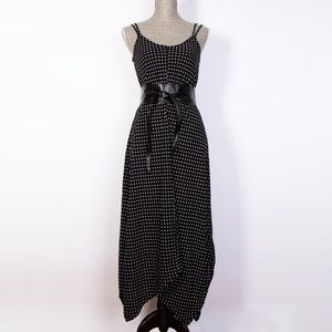 BeBop Polka Dot Maxi Dress